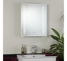 Endon EL-IBIZA IP44 rated bathroom wall mirror